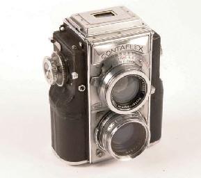 Contaflex Twin Lens no. Y85152