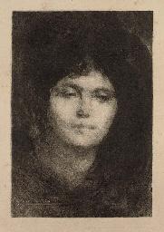 Mme Eugène Carrière (Delteil 1