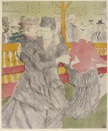 La Danse au Moulin Rouge (Adr.