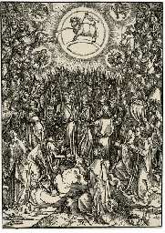 The Adoration of the Lamb, fro