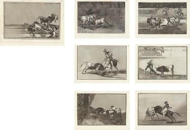 La Tauromaquia (D. 224-56; H.