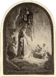 The Raising of Lazarus: Large