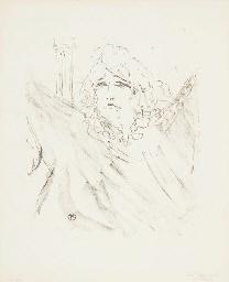 Sarah Bernhardt, from Treize L