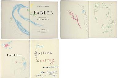 Jean de la Fontaine, Fables, T
