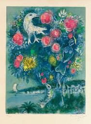 La Baie des Anges au Bouquet d