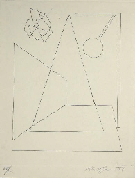 Untitled, from 23 Gravures (Lu