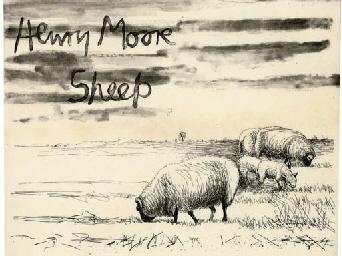 Sheep, Gérald Cramer, Geneva,
