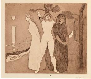 The Woman II (Schiefler 21b; W