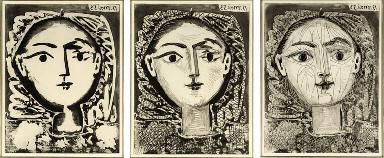 Portrait de Françoise à la Rés