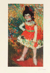 Danseuse Naine, from the Barce