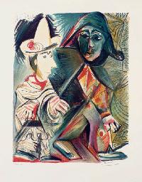 Pierrot et Arlequin