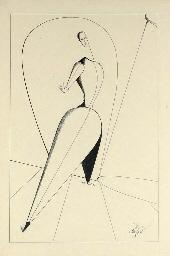 Tänzerin (G. L 9; Weber 58)