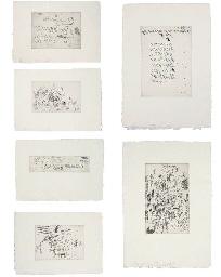 Sketches (Bastian 12-17; ULAE