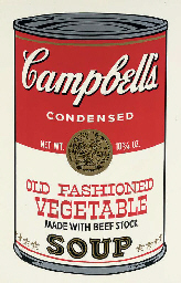 Old Fashioned Vegetable, from