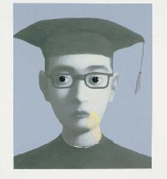 Graduate, from Identity Portra
