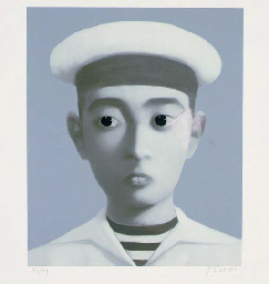 Sailor, from Identity Portrait