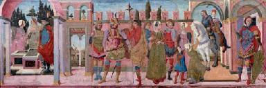 Circle of Francesco del Cossa, active Ferrara late 15th Cent...