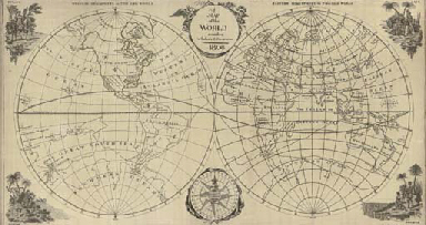 A Map of the World according t