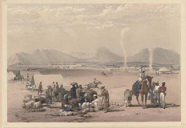 Sketches in Afghaunistan: Belo