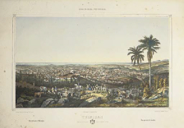 Trinidad. Vista general tomada