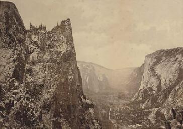 Six views of Yosemite