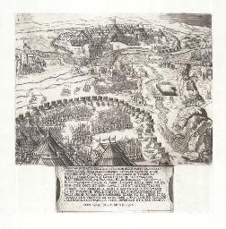 AUSTRIA, Siege of Vienna -- SA