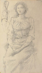 Portrait of Baronne Madeleine