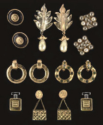 CHANEL, A COLLECTION OF EARRINGS