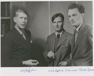 AUDEN, Wystan H. (1907-1973).