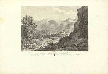LABORDE, Alexandre Louis Joseph, comte de (1774-1842) Voyage...