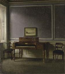 Vilhelm Hammershøi (Danish, 1864-1916)