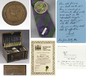 AN EXTENSIVE COLLECTION OF EPHEMERA AND MEMORABILIA