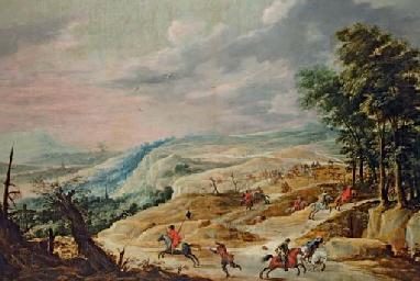 David Teniers II (Antwerp 1610-1690 Brussels) and Pieter Meu...