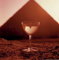 Smirnoff, Great Pyramid of Giza, 1955