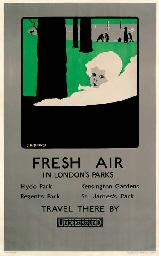 FRESH AIR IN LONDON'S PARKS