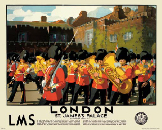 LONDON, ST.JAMES'S PALACE