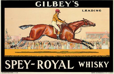 GILBEY'S SPEY-ROYAL WHISKY
