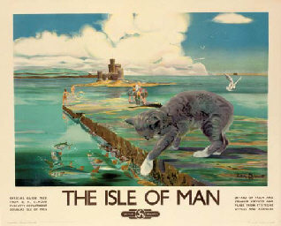 THE ISLE OF MAN