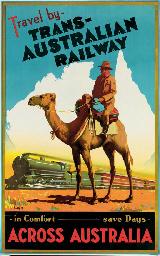 TRANS-AUSTRALIAN RAILWAY