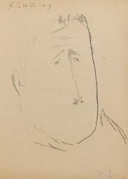 Portrait of Guillaume Apollina