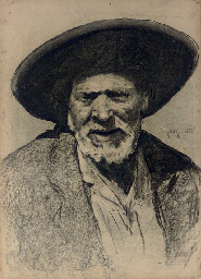 Portrait of a Spanish Peasant