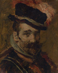 Portrait, After Velásquez