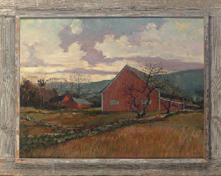 The Farm, Late Afternoon