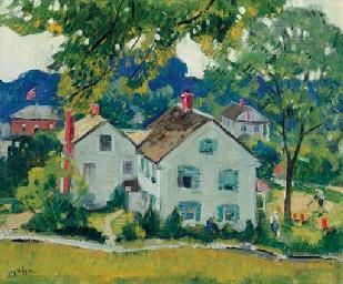 Sage House, Essex, Connecticut
