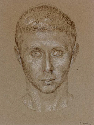 Portrait of George Tooker