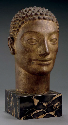 Etruscan Style Head
