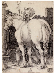 The Large Horse (B. 97; M., Ho