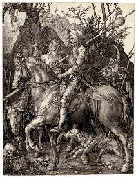 Knight, Death and Devil (B. 98