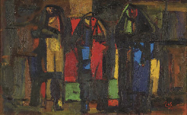 Women in a Market