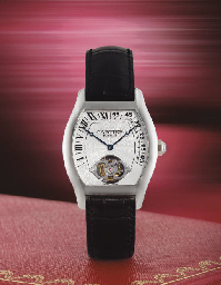 CARTIER. A VERY RARE LIMITED E